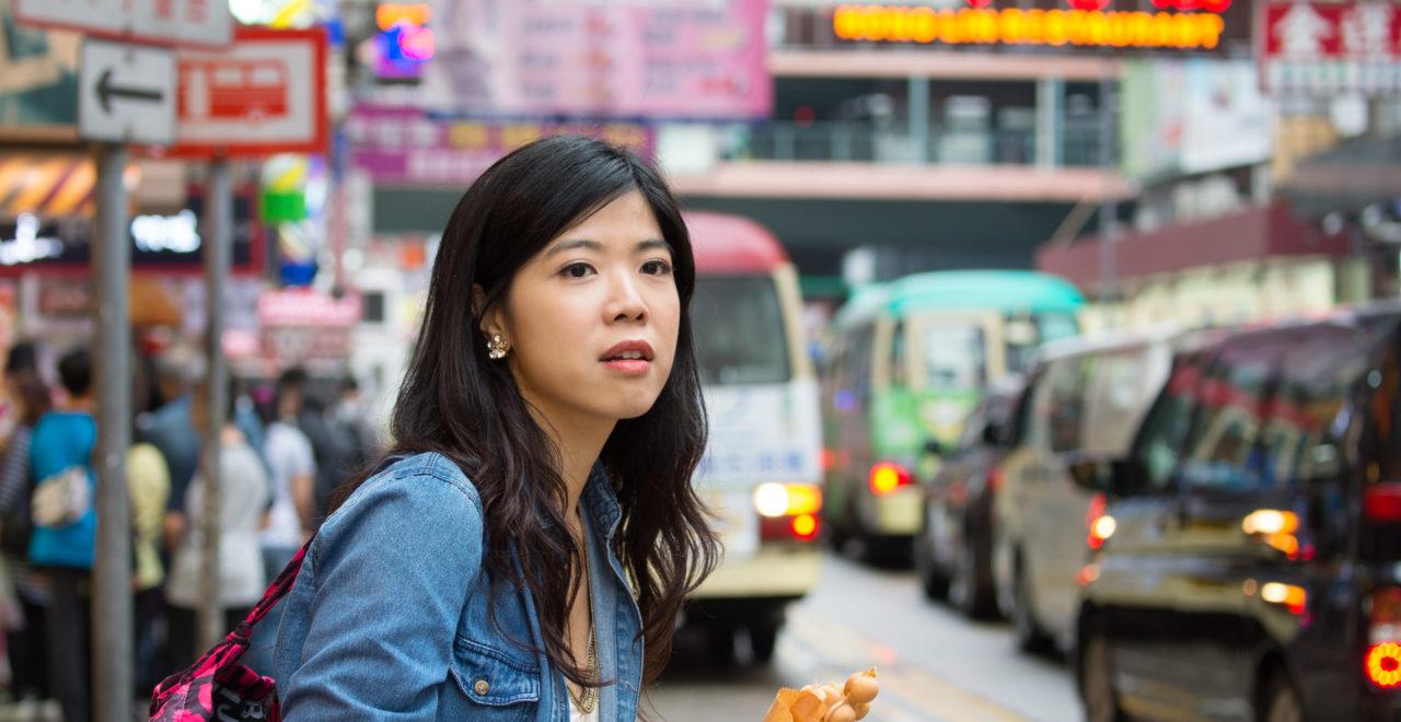 Kina, Hong Kong