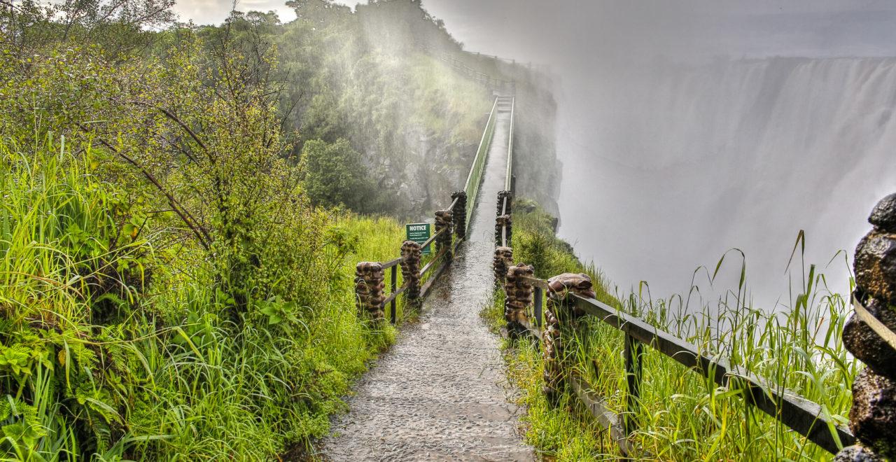 Victoria Falls, Zambia, Zimbabwe, Zambezi River