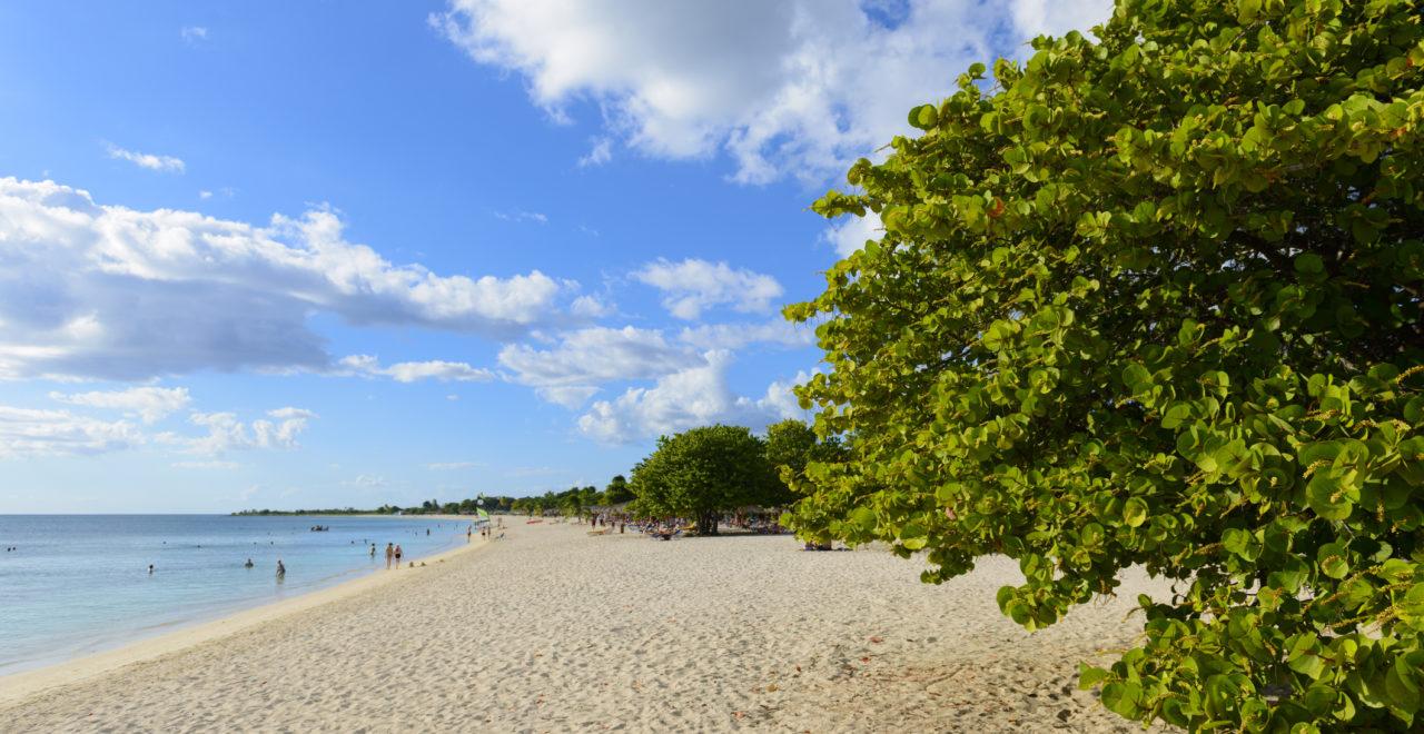 Cuba, Trinidad, Playa Ancon