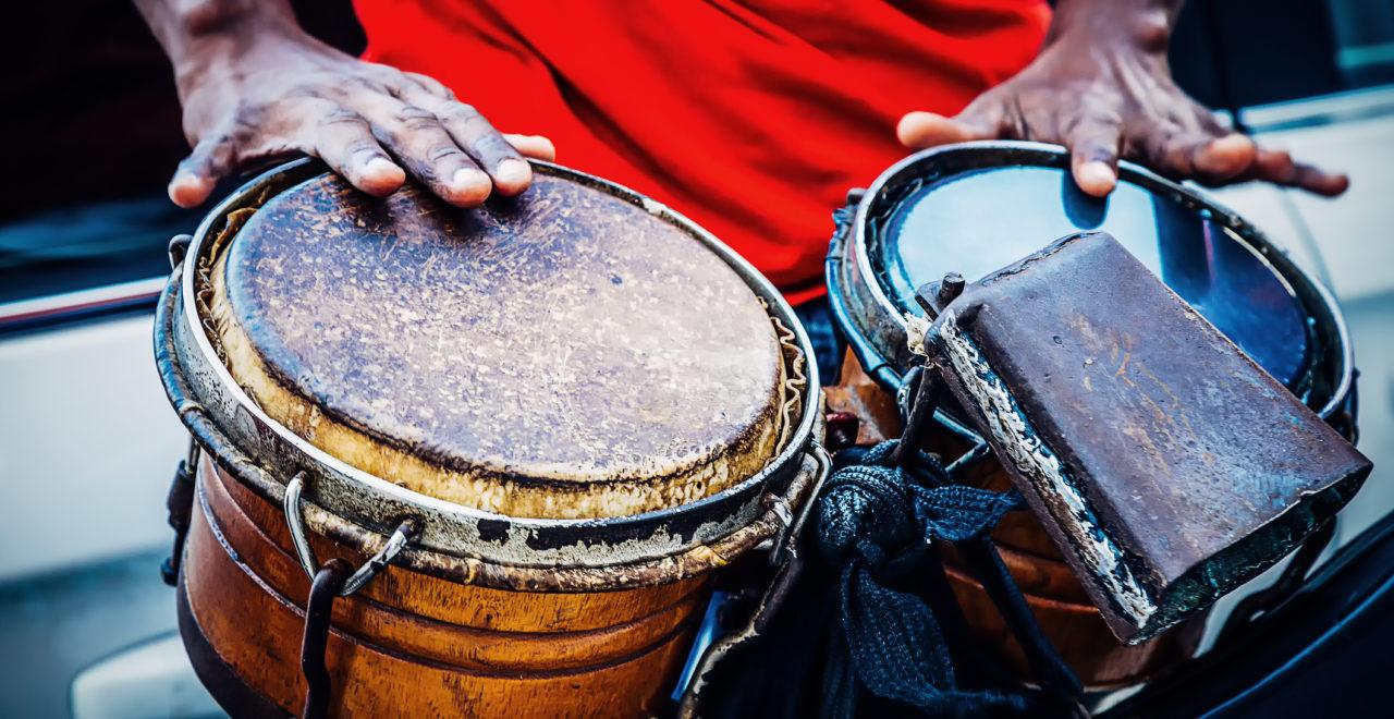 Cuba, musiker, tromme