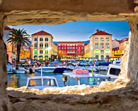 Split, Kroatia, Dalmatia