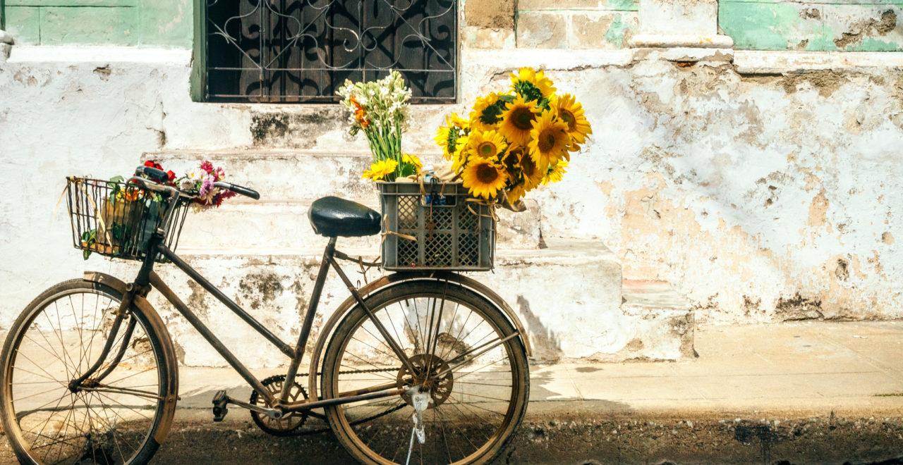 Cuba, Camaguey, sykkel