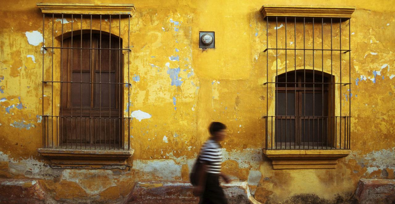 Guatemala, Antigua