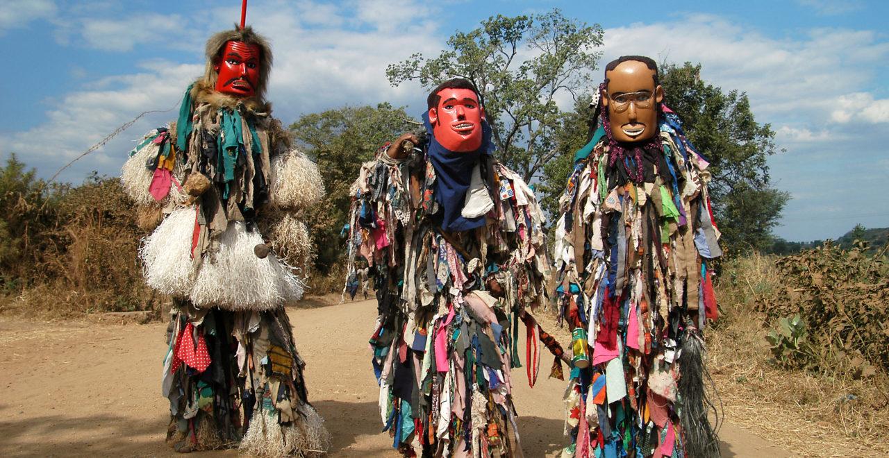 Malawi, masker