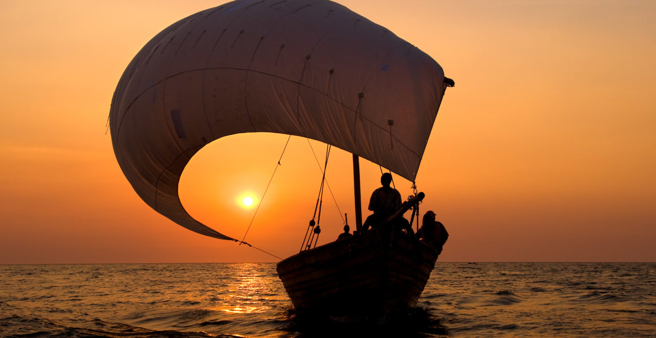 Lake Malawi, båt