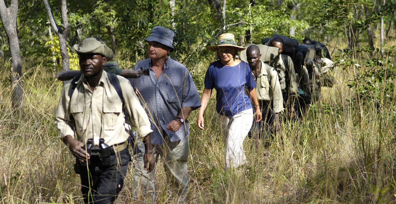 Malawi, safari, walking, vandring