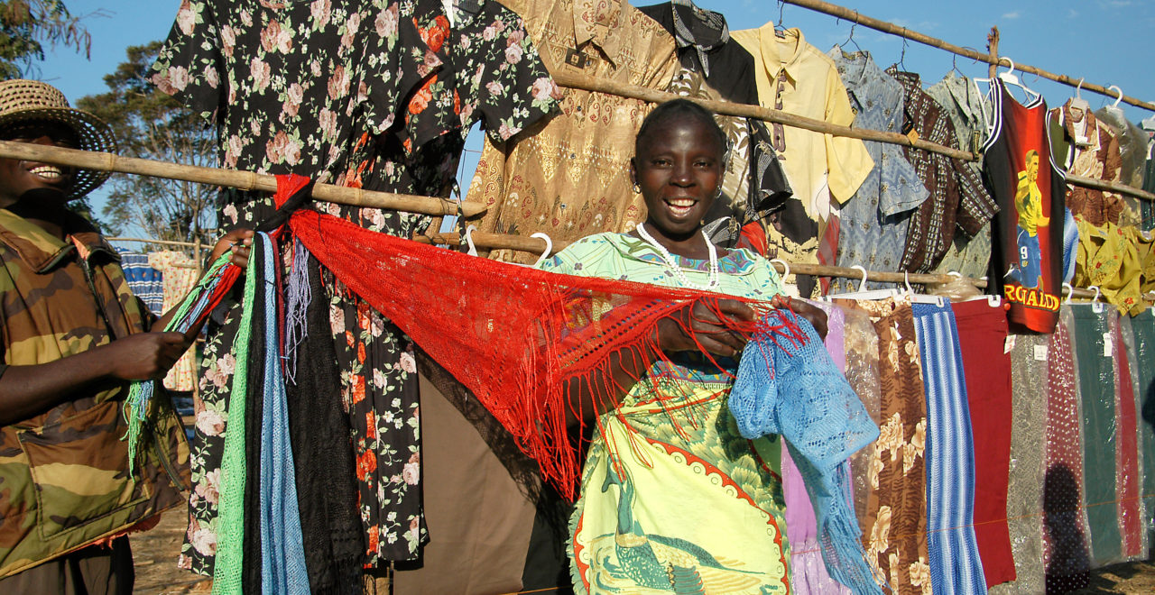 Malawi, jente