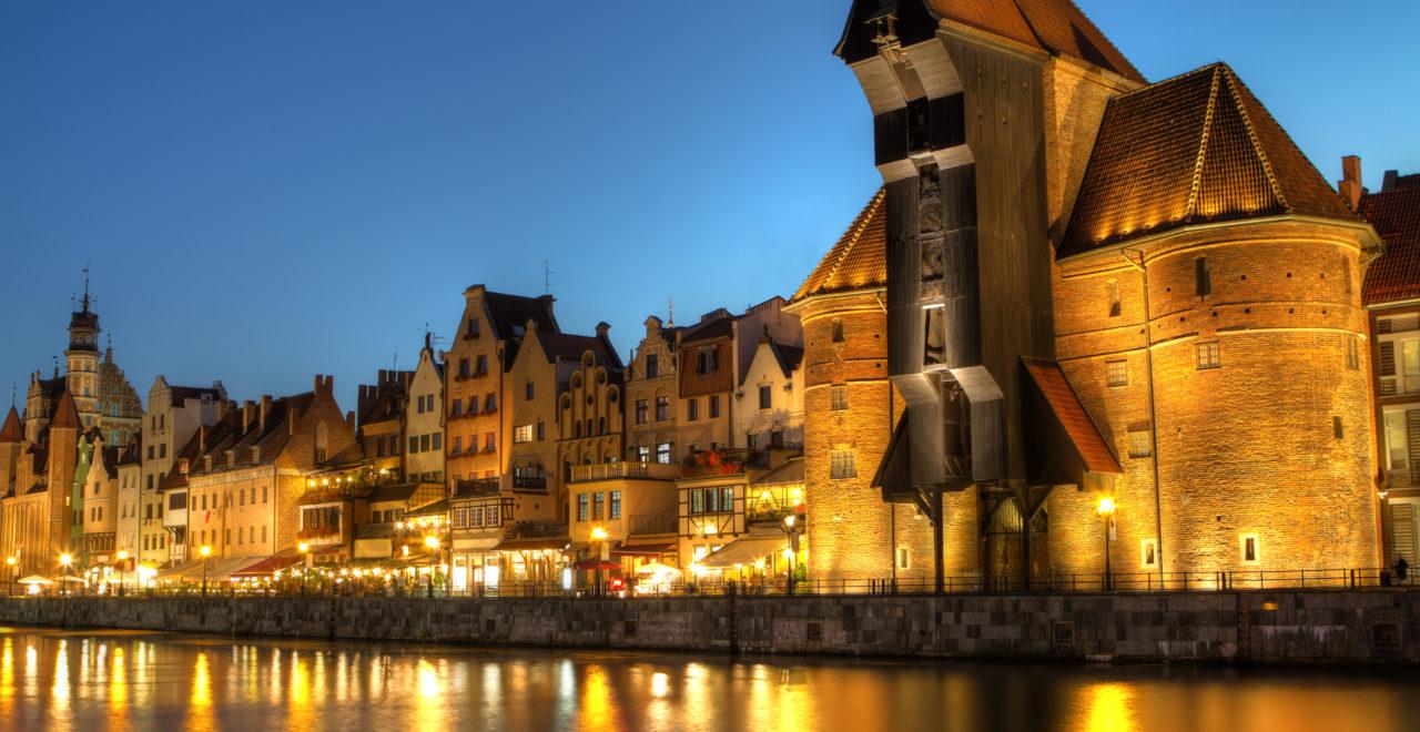 Gdansk, Polen