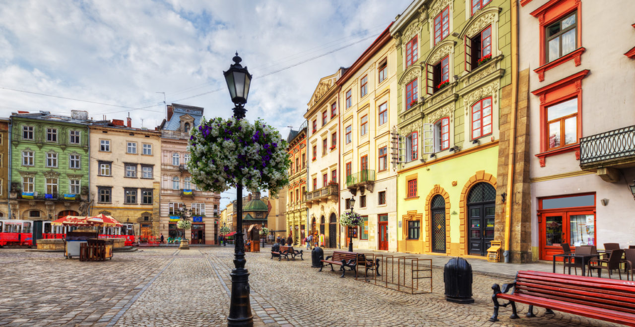 Ukraina, Lviv