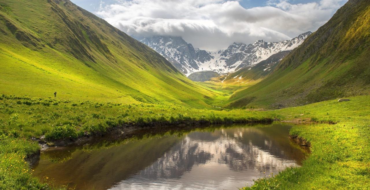 Georgia, Kaukasus, Juta