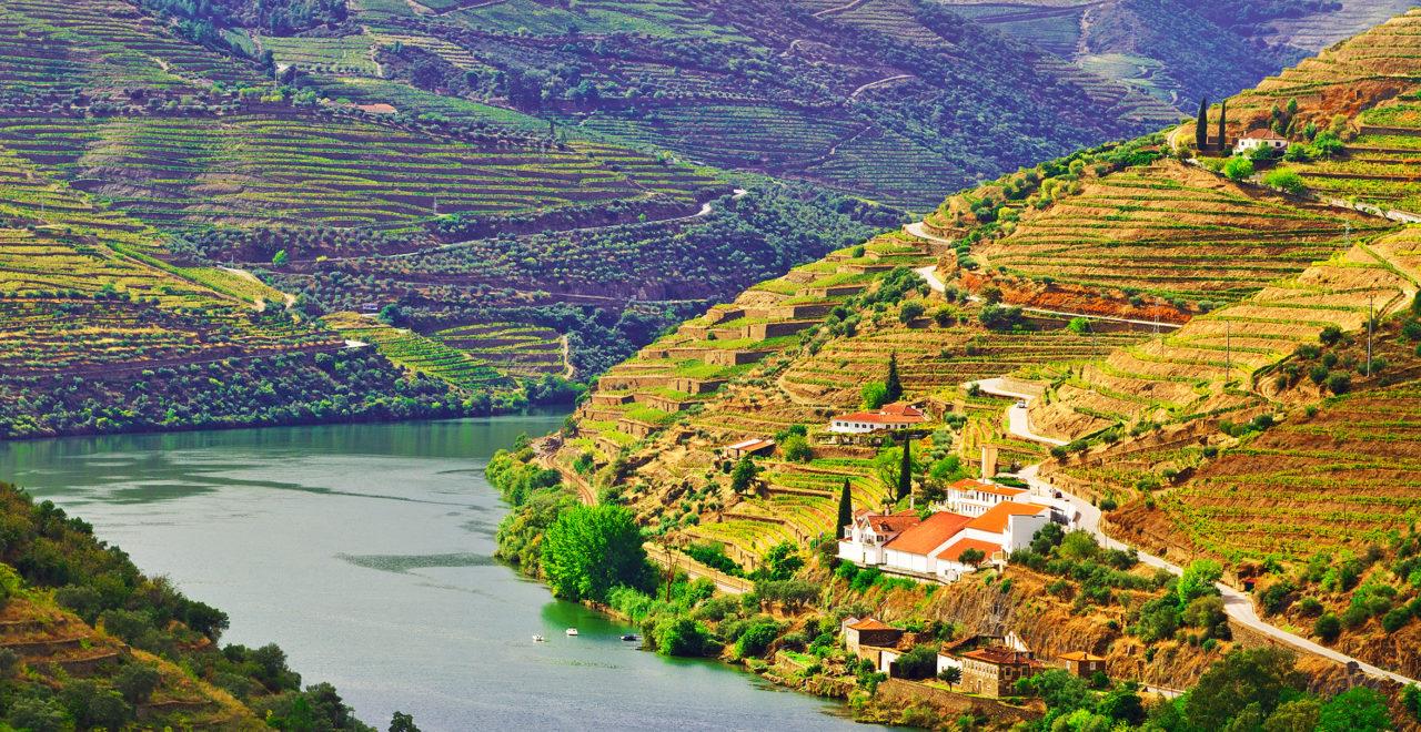 Portugal, Douro, Dourodalen