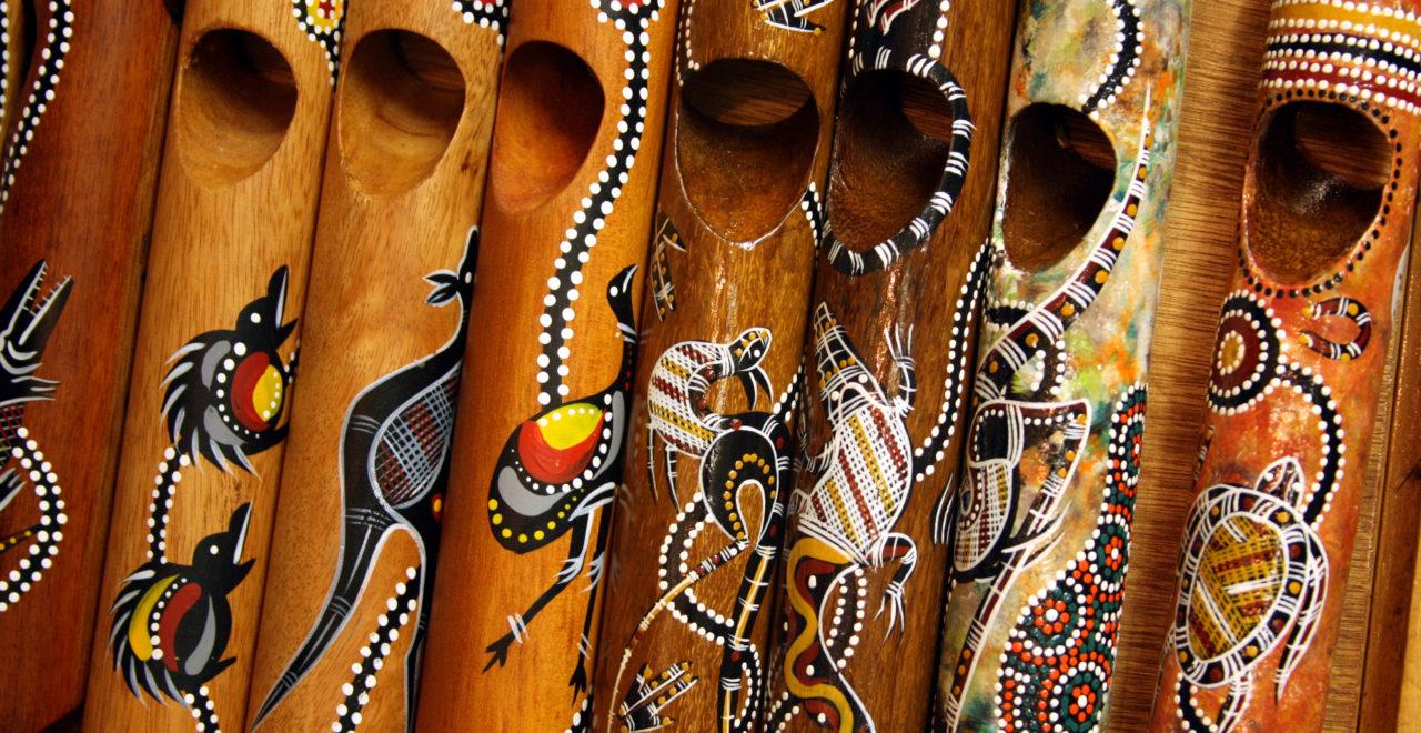 Austraila, didgeridoo