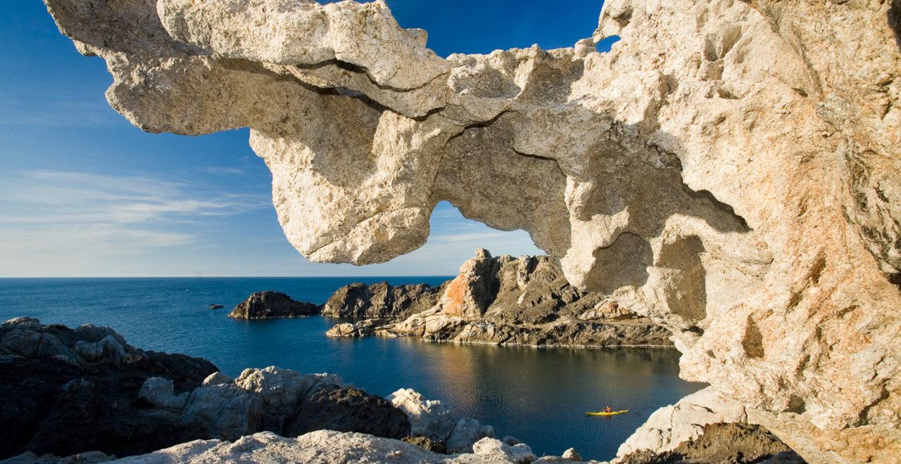 Port Lligat Kajakk Costa Brava Spania (2)