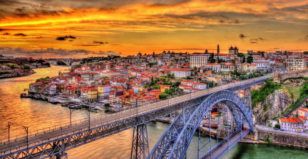 Portugal, Porto, Douro, Dourodalen