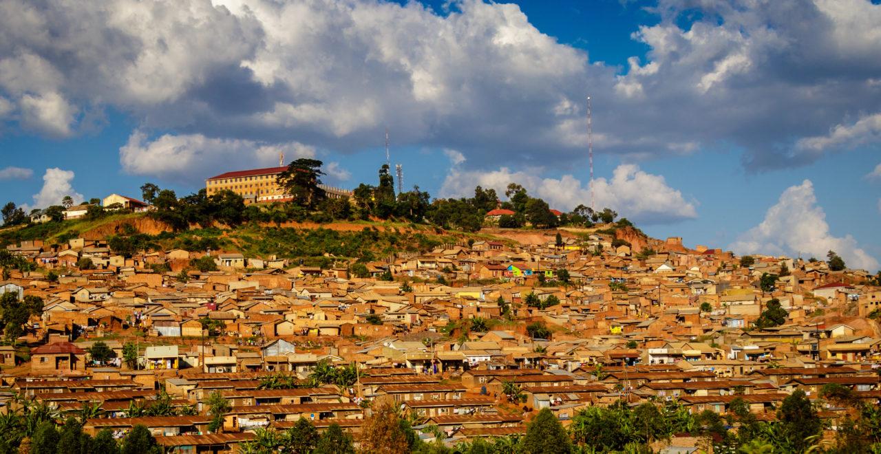 Outskirts of Kampala