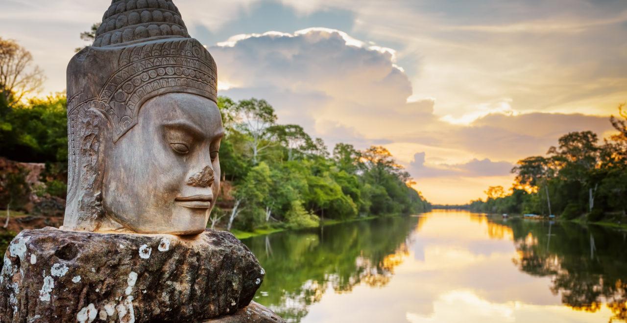 Angkor Thom Tempel