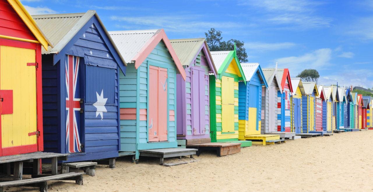 Australia_Melbourne_Brighton Beach