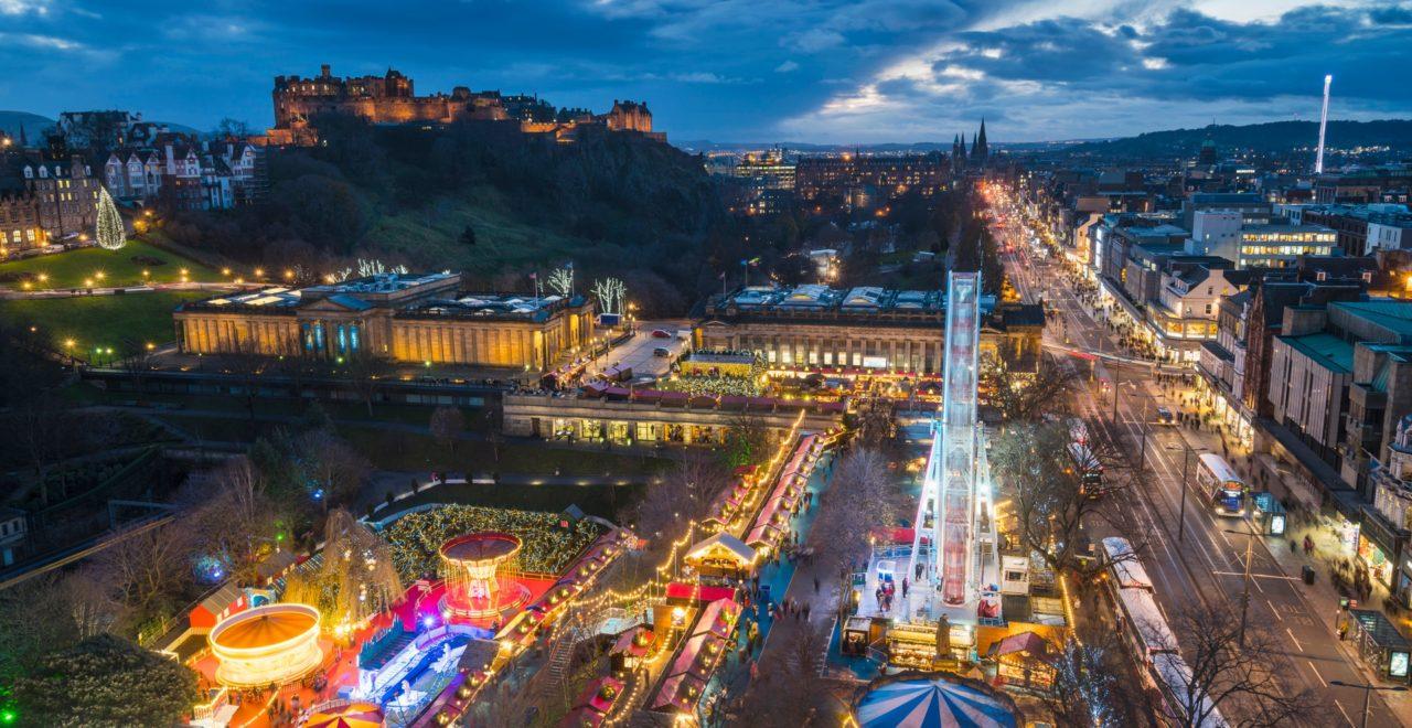 Skottland_Edinburgh_Christmas_market