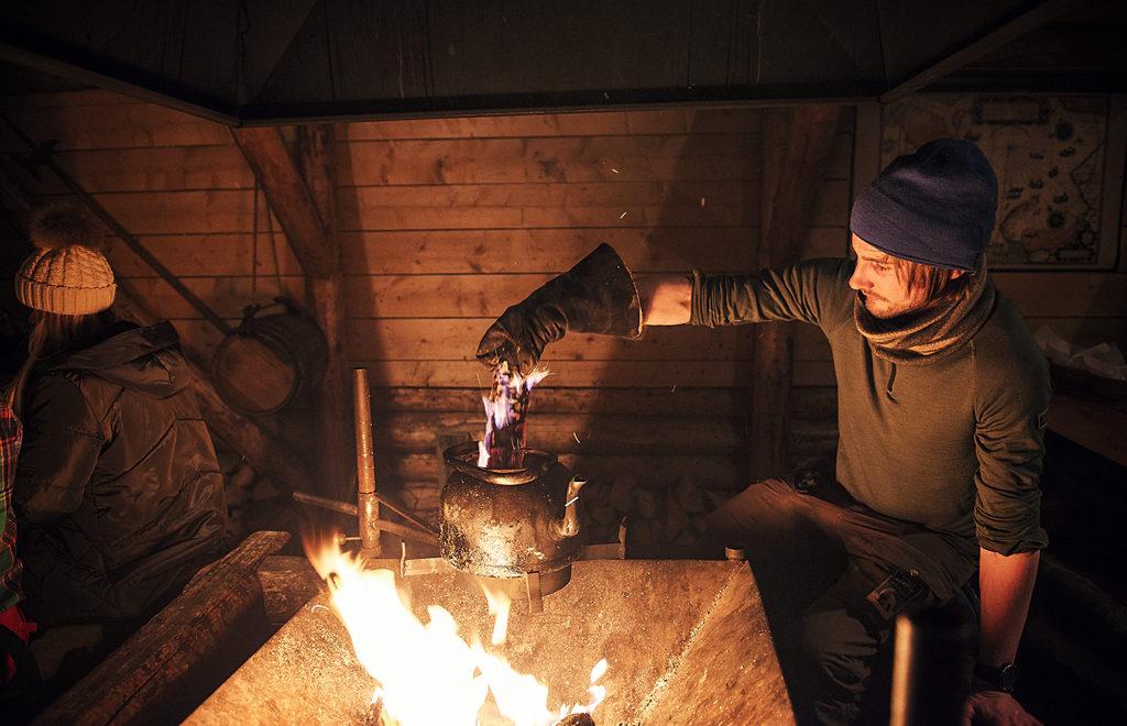 Norge_Svalbard_Camp Barentz